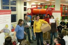 Hřiště BezBot- 23.2.2011- Vyhodnocení 3. mise Malé energetická akademie