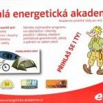 Tisková zpráva č. 12 - vyhlášení vítězů 6. ročníku Malé energetické akademie 2013 - 2014 na Bambiriádě