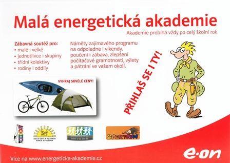 Řešení úkolu 2. stupně Malé energetické akademie 2012 - 2013 končí v pátek 4.1.2013 !!