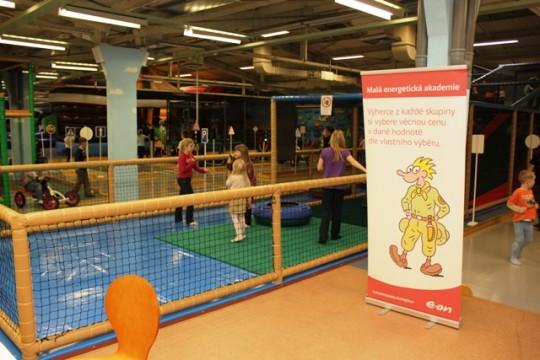 29.2.2012 - Hopsárium - vyhlášení vítězů 3. stupně soutěže Malá energetická akademie 2011 - 2012