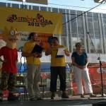 25.5.2012 – Bambiriáda 2012 – vyhlášení vítězů 5. stupně a celkových vítězů 4. ročníku Malé energetické akademie 2011 – 2012