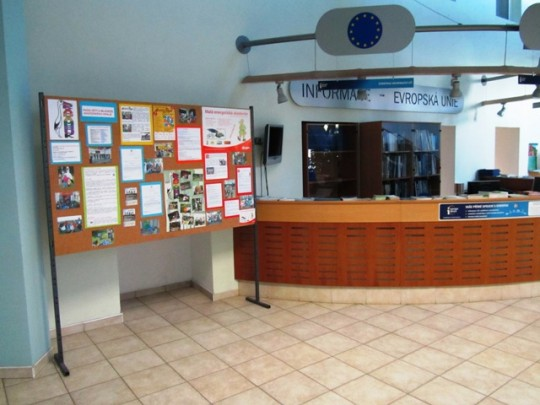 26.-30.9.2011 - Výstava RADAMBUK v budově KÚ JčK