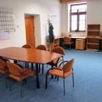 Nové prostory kanceláře RADAMBUK a ICM Č.B.