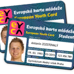 Cestujte s EYCA kartou po Evropě