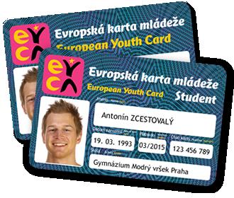 Užijte si léto na cestách s kartou mládeže EYCA