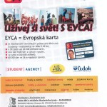 Evropské karty mládeže = EYCA