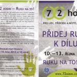 Plakát 72 Hodin