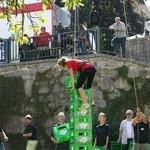 7.9.2013 – 4. mistrovství – Přeborník města v lezení na přepravky ve Freistadtu