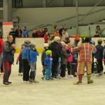 2.10.2013 - První led (vítání zimní sezóny) - zahájení 6. ročníku soutěže Malá energetická akademie 2013 - 2014