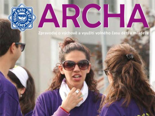 První číslo Archy v roce 2018 se zaměří na kreativitu a hravost
