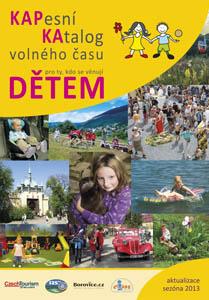 Kapesní katalog volného času pro ty, kteří se věnují DĚTEM - LEDEN 2014