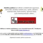 Publikace nakladatelství www.mravenec.cz k objednání v kanceláři RADAMBUK