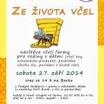27.9.2014 - Kamínky, o.s.  - Ze života včel