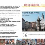 6. - 9.8.2015 - Česko - německé setkání České Budějovice