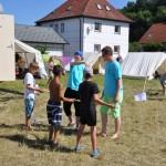 Letní tábor die Kinderfreunde Sankt Georgen an der Gusen Rakousko