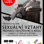 Přednáška projektu Mládež kraji - Radim Uzel