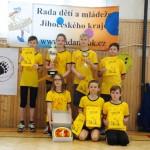 19.3.2016 - 2. ročník Medvědího turnaj ve vybíjené o Putovní pohár RADAMBUK