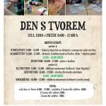 29.1.2016 - Den s TVOREM