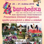 Pozvánka Bamboška 20. - 21.5.2016