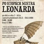TVOR z.s. - příměstský tábor: Po stopách mistra Leonarda
