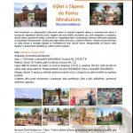 4.6.2016- Výlet s čápem do parku Mirakulum