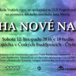 """HŠV - 12.11.2016 - dětský muzikál Jana Meisla """"Archa nové naděje"""""""
