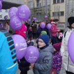 9.12.2016 - Vypouštění balónků s přáním k Ježíškovi, soutěže s Mikulášem a čerty