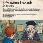 TVOR - 6.-10.3.2017- jarní tábor Šifra mistra Leonarda