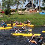 18. – 21.5.2017 - Instruktor vodní turistiky