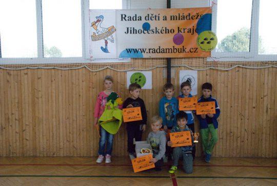24.3.2018 - 4. ročníku Medvědího turnaje ve vybíjené o pohár RADAMBUKu - Tábor