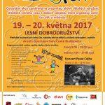 Plakát BAMBIFEST 19.-20.5.2017 České Budějovice