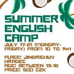 Příměstský tábor Summer English Camp - ICM Jindřichův Hradec