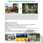 16.9.2017 – Výlet s čápem do Království lesa