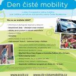 20.9.2017 – Den čisté mobility – ECCB