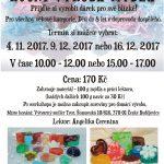TVOR z.s. - workshop - výroba mýdla 4.11.2017, 9.,16.12.2017