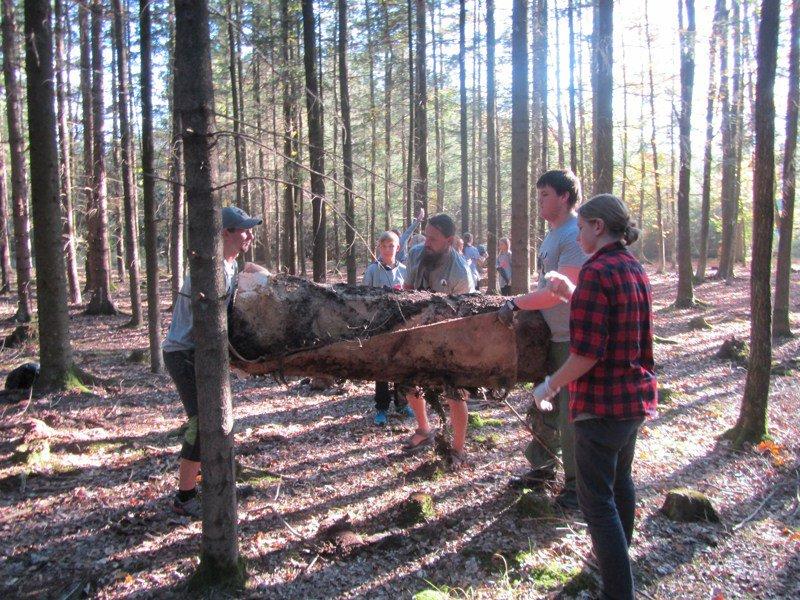 12.10.2018 Uklidíme Branišovský les