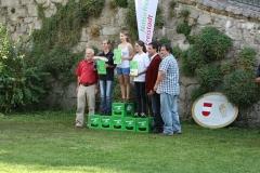 7.9.2013 - Přeborník města v lezení na přepravky Freistadt