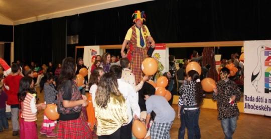 11.1.2012 -  Karneval - vyhlášení vítězů 2. stupně Malé energetické akademie 2011 - 2012