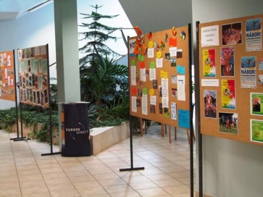 14. – 25.11.2011 - 2. výstava sdružení RADAMBUK v budově KÚ JčK