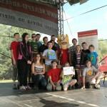 25.5.2012 - Bambiriáda 2012 - vyhlášení vítězů 5. stupně a celkových vítězů 4. ročníku Malé energetické akademie 2011 - 2012
