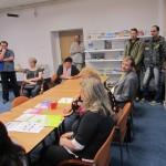 Slavnostní otevření Informačního centra pro mládež v Českých Budějovicích
