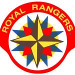 Prázdninových akcích 14. Přední hlídky Royal Rangers ve Vyšším Brodě