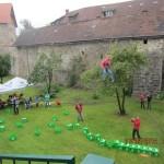 7.9.2013 – Lezení na přepravky ve Freistadtu