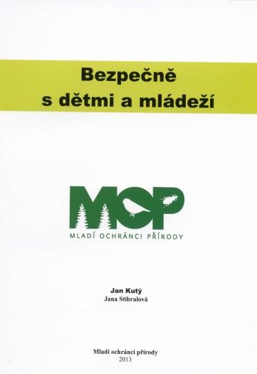 Publikace pro sdružení - Bezpečně s dětmi a mládeží a Záchranné lano