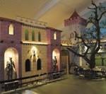Hrad pohybu ve Sv.Oswaldu u Freistadtu v Rakousku - ubytování, služby
