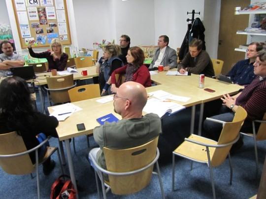 28.1.2014 -  seminář  Podávání žádostí o volnočasové dotace Magistrátu města České