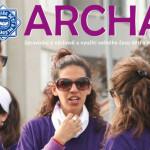 """Téma druhé letošní Archy zní: Zdravým životním stylem.  Třeba je to """"mediální výzva"""" i pro Vás…?"""