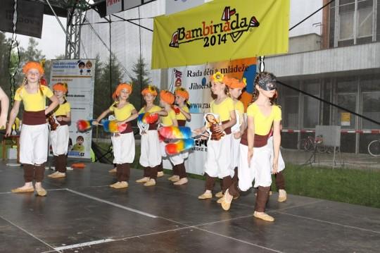 Tisková zpráva č. 4 -  Bambiriáda 2014 pobavila přes 3 000 návštěvníků