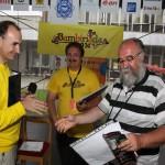 Ocenění dobrovolníků Březovými lístky - Bambiriáda 2014