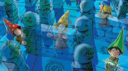 Českou Hrou roku 2014 je Koncept, hrou pro děti se stal Magický labyrint